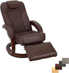 "RecPro Nash 28"" RV Euro Chair Recliner | Modern Design | RV Furniture | Swivel Base | Recliner Chair"