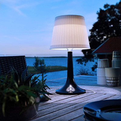 Solar Outdoor Table Lamps for Reading