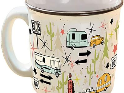 Camp Casual Coffee Mugs