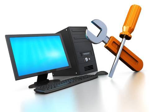 Computer Concierge NO-CONTACT Service