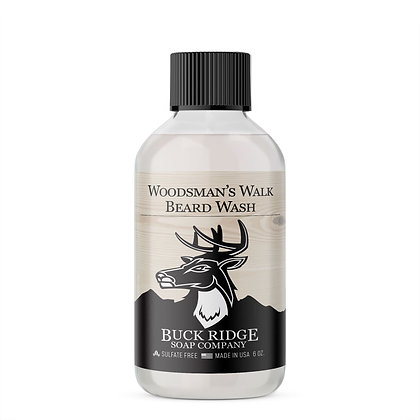 Woodsman's Walk Beard Wash