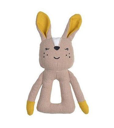 Newcastle Classics Rabbit Reeva Rattle by Happy Horse