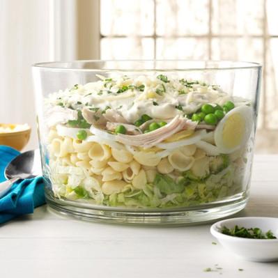 Six Layer Salad