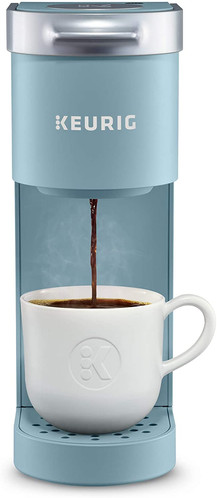 Keurig K-Mini Coffee Maker, Single Serve K-Cup Pod Coffee Brewer, 6 to 12 Oz. Brew Sizes