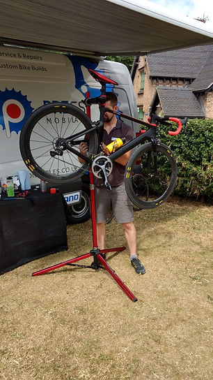 Basingstoke bike repairs