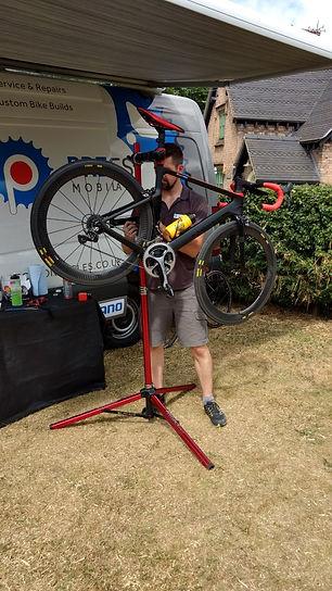 Basingstoke bike repairs
