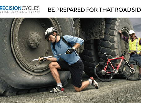 BE PREPARED FOR THAT ROADSIDE FIX