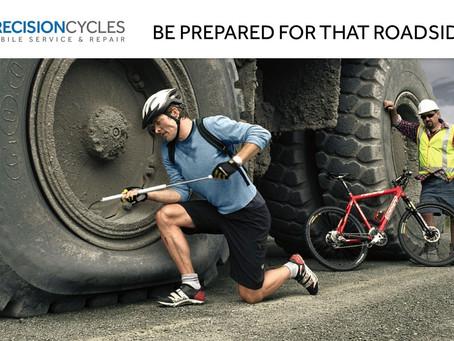 BE PREPARED FOR THAT ROADSIDE FIX