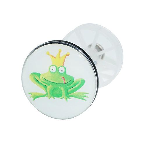 皇冠青蛙 精美排水口塞 005