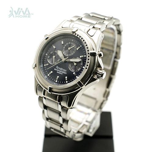 石英 男裝時尚手錶 Armitron Watch 106