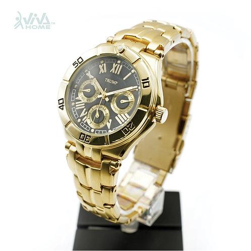 石英 男裝時尚手錶 Trump Watch 023