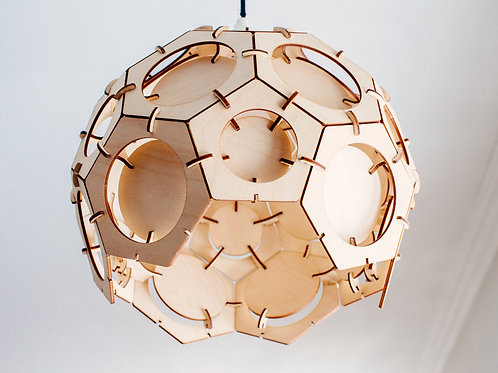 Handmade by Henning design lampe