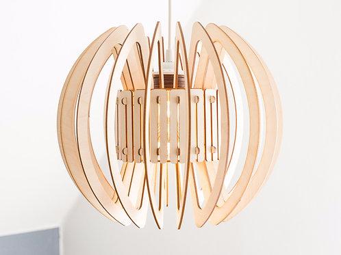 Smuk designlame en af vores loftlamper i finer