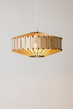 Designer lamper. Danske trælamper. Pendler i dansk design fra handmadebyhenning