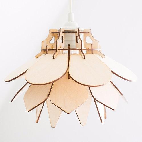 Flot anderledes lampe (loftslampe i dansk design)