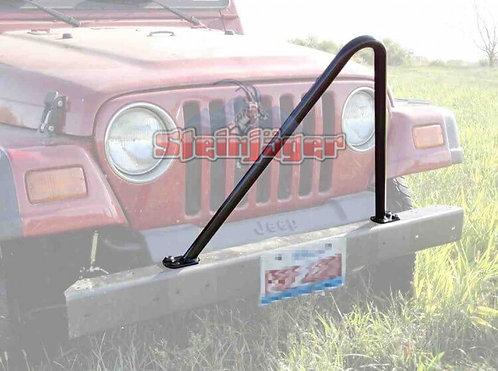 STE-J0029545. Black Bumper Attachment for Jeep Wrangler TJ 97-06