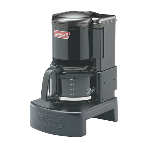 COLEMAN Black Coffee Maker for Camp 2000015167