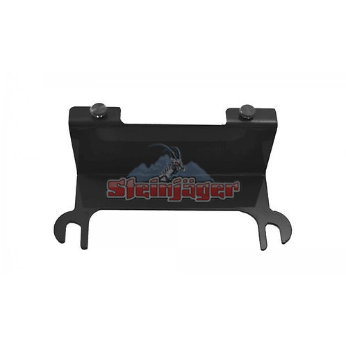 STEINJAGER License Plate Relocator Kit
