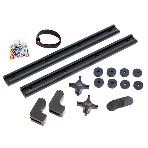 HI LIFT TT-1000 Trail Trak Roll Cage Track Mounting System for JL