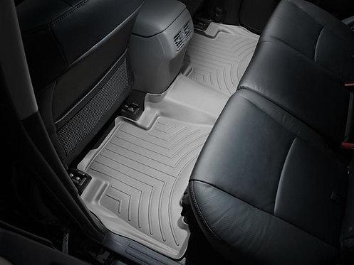 Weathertech 462862 Gray 2nd Row Liner 10-19 Toyota 4Runner/Lexus GX
