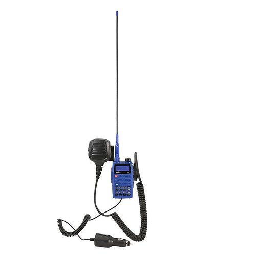 RUGGED RADIO V3 Trail Rider Kit with Radio