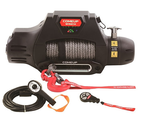 COME-UP 295885 Electric Winch SEAL Gen2 9.5rsi, 12V Synthetic Rope