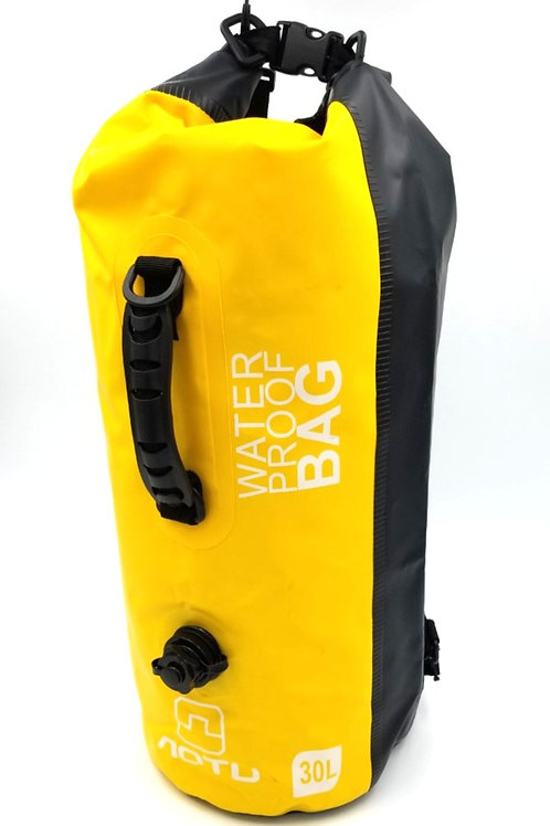 Yellow Extreme Survival Water Proof Bag 35L/9Gal. GEN-WP-B-3