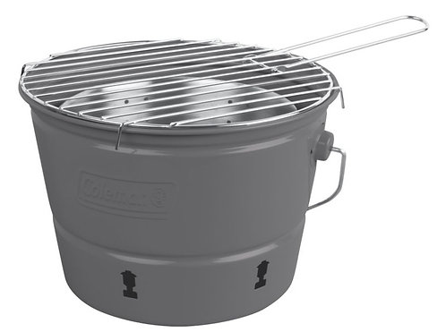 COLEMAN 2000023831 Party Pail Charcoal Grill