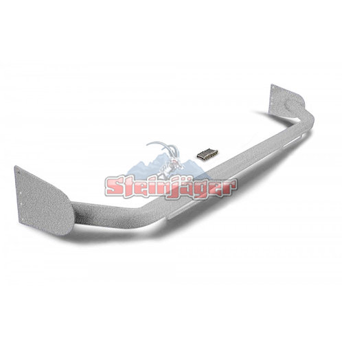 STEINJAGER Gray Hammered Harness Bar for Jeep Wrangler JK  07-18 J0047564