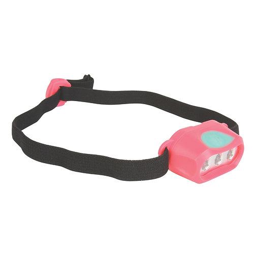 COLEMAN Pink Kid Mini LED Headlamp Water Resistant 2000025915-P