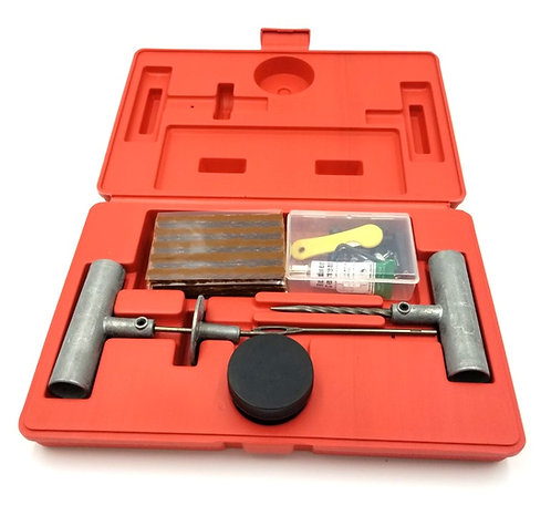 Universal Tire Repair Kit includes all components. GEN-RK