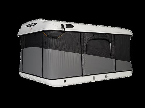JAMES BAROUD 465200W Evasion White Hard Shell Tent