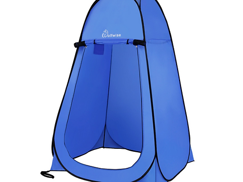 ROAD SHOWER WolfWise Pop-up Shower Tent. RSA-02