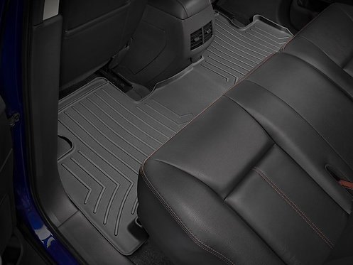 WEATHERTECH 441102 Black 2nd Row Liner for 07-14 Ford Edge & 07-15 Lincoln MKX