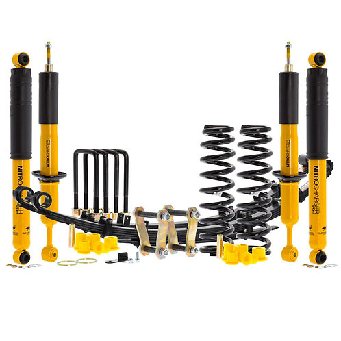 OLD MAN EMU Complete 2in Suspension Kit for Toyota Hilux 2015-on Medium Load