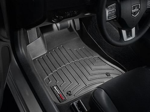 WEATHERTECH 443791 Black 1st Row Liner 11-19 Dodge Charger & Chrysler 300
