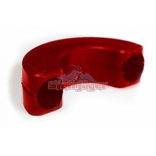 STEINJAGER Red D-ring Shackle Isolator. J0047692