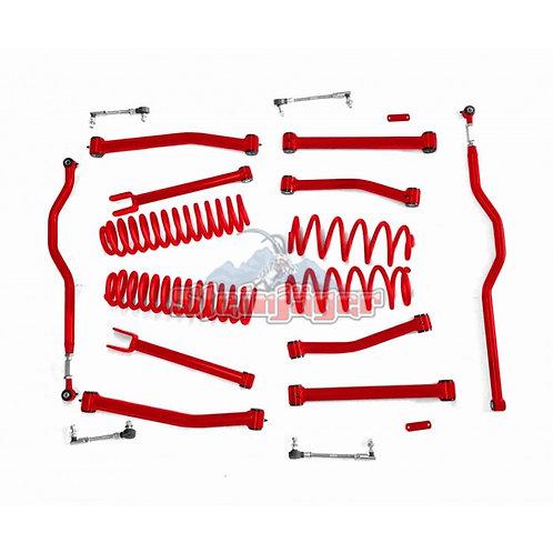 STE-J0044929. 4in Red Baron Lift Kit for Jeep Wrangler JK and JKU