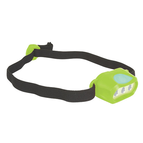 COLEMAN 2000025915 Green Kid Mini LED Headlamp Water Resistant