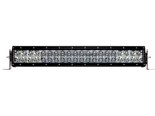 RIGID INDUSTRIES 120312AW E-Series 10 Deg Spot / 20 Deg Flood Combo LED Light
