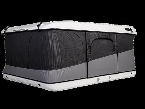 JAMES BAROUD 465210W Evasion XXL White Hard Shell Tent