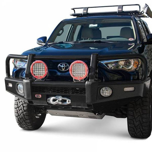 ARB 3423150K Black Front Summit Bumper for Toyota Tacoma 2016-17