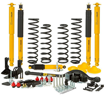 OLD MAN EMU OMEJK4 Lift Kit for Jeep Wrangler JK 2-4 Doors 2007-on