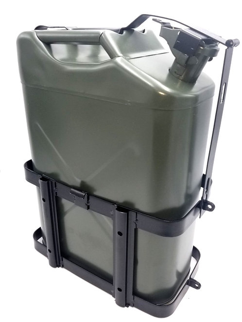 Jerry Can 5 Gal with Universal Mount and Spout