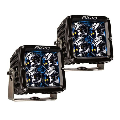 RIGID INDUSTRIES 32202 Radiance Pod XL Blue Backlight