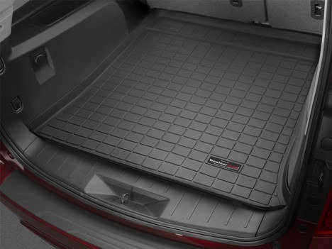 WEATHERTECH 40442 Black Cargo Liner for 10-17 Equinox / GMC Terrain/Denali