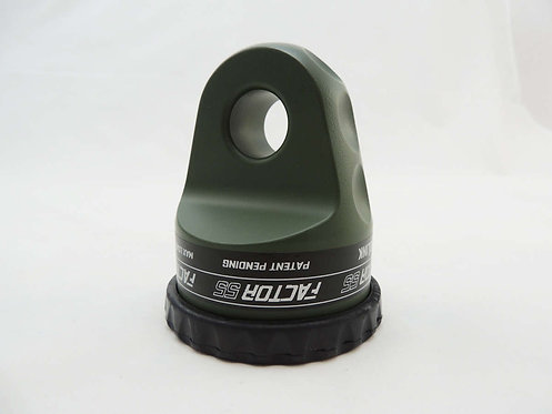 FACTOR 55 O.D. Green Prolink Shackle Mount. 00015-12