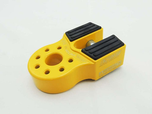 FACTOR 55 Yellow Flatlink Shackle Mount. 00050-03