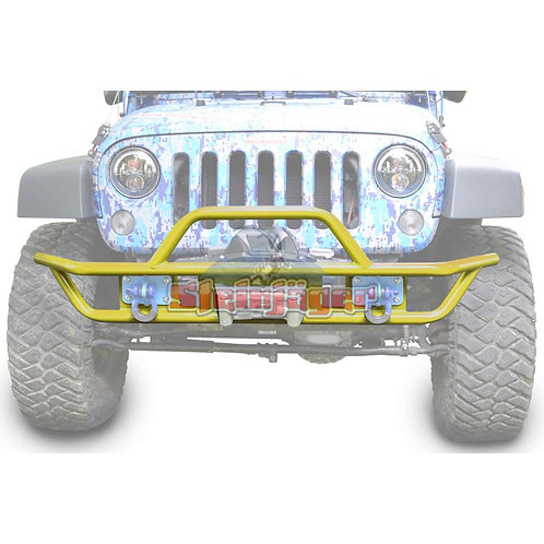 STE-J0048124. Lemon Peel Tubular Bumper for Jeep Wrangler JK