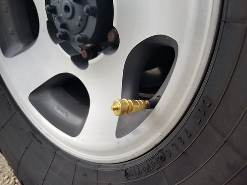 Automatic Tire Deflector. GEN-TD